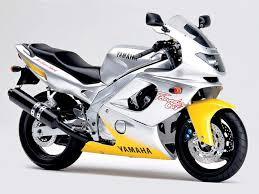 cbr 6oo yamaha yzf 600 r thunder cat