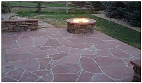 Stamped Concrete Patio Maintenance Landscaping Services In Castle Rock Co Your Maintenance Source