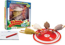 amazon com flickin u0027 chicken toys u0026 games