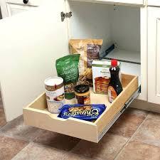 kitchen cabinet sliding shelves marvelous under cabinet drawers under cabinet sliding shelves medium