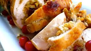 cranberry stuffed turkey recipe allrecipes