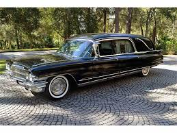 hearse for sale 1962 cadillac hearse for sale classiccars cc 1056809