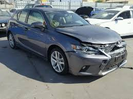 lexus is 200 for sale auto auction ended on vin jthkd5bh7h2280222 2017 lexus ct 200 in