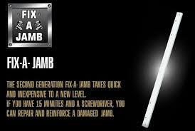 Installing Exterior Door Jamb Replace Exterior Door Jamb Replacement That Makes Door Secure