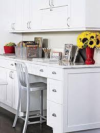 Kitchen Desk With Hutch Ideas For Kitchen Desks Kitchen Desk Work Station Tips At
