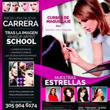 makeup artist school miami tras la imagen cosmetology schools 8181 nw 36th st miami fl