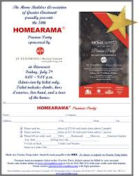 Miami Home Design And Remodeling Show Tickets Homearama 2017 Preview Party Tickets 6 00 9 00 Pm