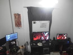 worst gaming setup ever