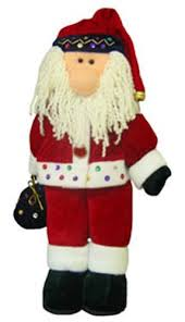 standing santa claus collectible figurines 2276