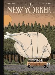 new yorker cover thanksgiving i drew the cover for the t flickr
