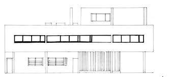 villa savoye floor plan 15006586692 0a892f7146 jpg 425 324 water studio pinterest