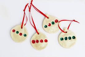 salt dough fingerprint ornament the best ideas for