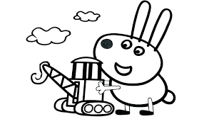 coloring pages peppa the pig peppa pig coloring pages schneeski com