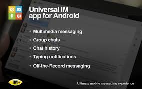 im android apps on google play