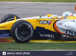 renault f1 alonso jan 21 2008 valencia spain fernando alonso esp ing