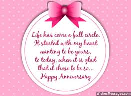 Anniversary Card For Wife Message Anniversary Wishes For Boyfriend Quotes And Messages For Him