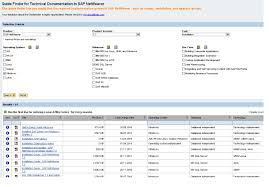 java component installation from sap installation master