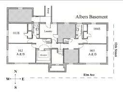 floor plans for basements apartment basement apartment plans
