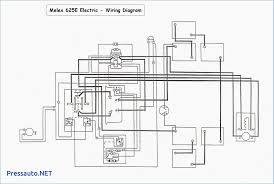 yamaha golf cart wiring diagram image pressauto net