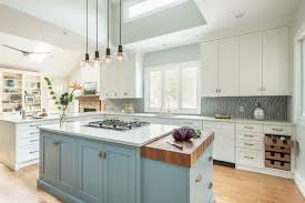 white kitchen cabinets with blue tiles 75 beautiful kitchen with blue backsplash pictures ideas