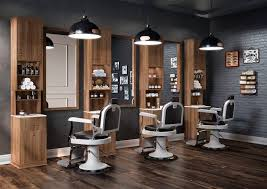 Salon Design Interior Best 25 Barber Shop Interior Ideas On Pinterest Barbershop