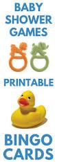 Large Baby Shower Games 186 Best Baby Shower Ideas Images On Pinterest Baby Shower Bingo