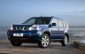 nissan x trail station wagon review 2007 2014 parkers