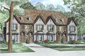 european fourplex 60623nd architectural designs house plans