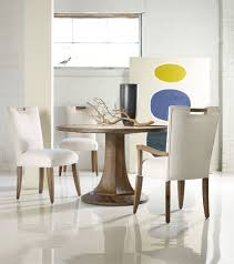 Circle Dining Room Table Hooker Furniture Dining Room Melange Barrett Round Dining Table