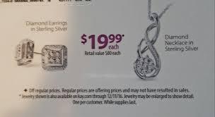 kay jewelers diamond earrings get ready it u0027s back score 19 99 diamond earrings and necklaces