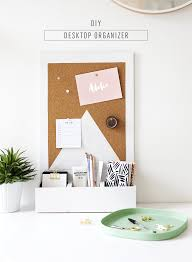 Desk Organization Diy 16 Ideas For The Most Organized Desk