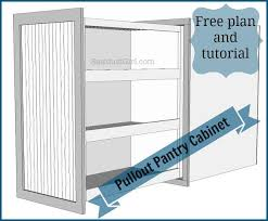Kitchen Cabinet Rollouts Pantry Cabinet Roll Out Pantry Cabinet With Kitchen Storage