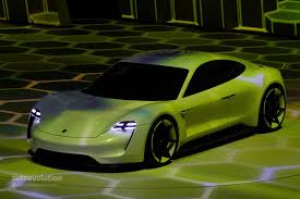 porsche electric supercar audi and porsche will not share electric vehicle platforms