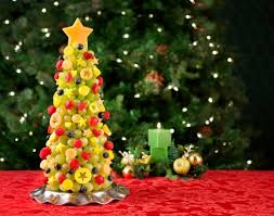 fruit decorations fantastic christmas themed fruit decoration ideas