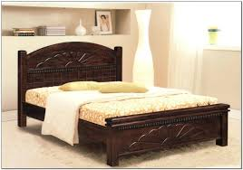 Single Sleigh Bed Beds Bed Base Single White Frame Wooden Made Of Wood Beds Double