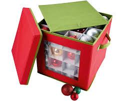 Christmas Decorations Storage Uk by Christmas Bauble Storage Box Original Gift Company