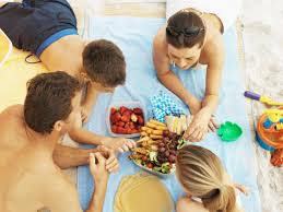 beach food ideas u0026 picnic recipes cooking channel summer party