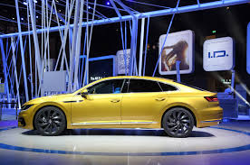 2017 volkswagen arteon on sale now from 34 305 autocar