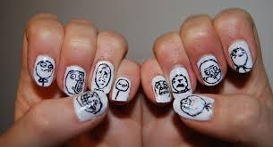 Nails Meme - meme nails d by annagartz on deviantart