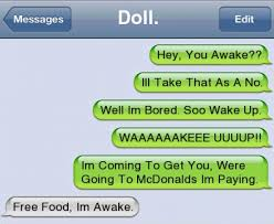 Funny Text Messages Jokes Memes - funny text are you awake