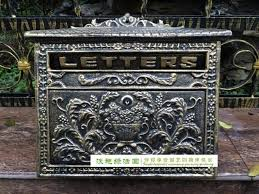 Menards Address Plaques by Antique Mailboxes For Sale Different Types And Materials Of