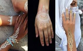 the top 5 best blogs on white henna