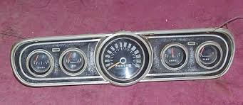 1966 ford mustang dash ctc auto ranch ford gauges