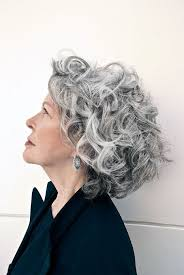 perm for grey hair 141 best curly gray hair images on pinterest going gray grey hair