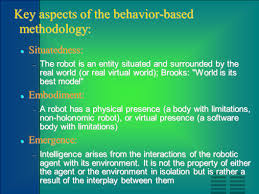The Interplay Of Physical And Behavior Based Systems Behavior Based Systems Key Aspects Of The