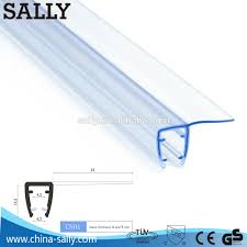 Sealing Glass Shower Doors Glass Shower Door Threshold Seal Shower Doors
