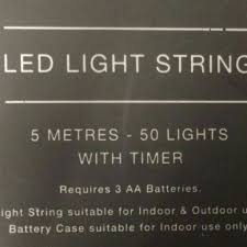 outdoor battery fairy lights wire fairy lights 10 15 or 20 meter