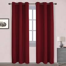 dining room curtain amazon com