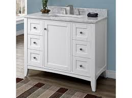 Strasser Vanity Tops Bathroom 42 Inches Vanity 1512 V42 At Furniture First 42 Inches
