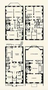 Gilded Age Mansions Floor Plans Historic Limestone Mansion In Contract In Lenox Hill Townhouse